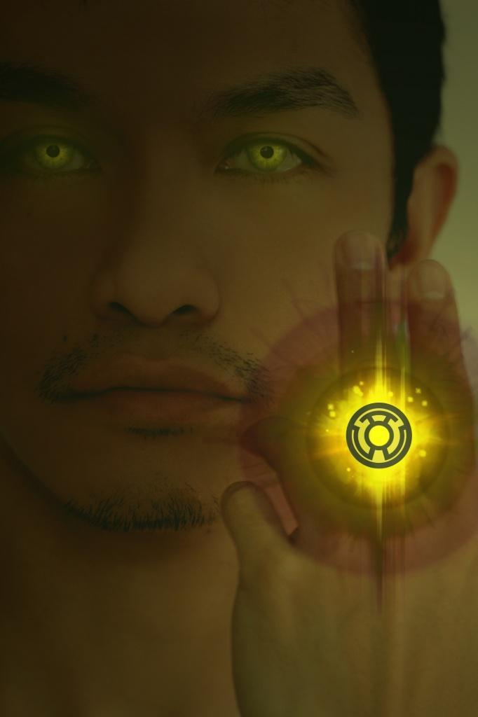 Sinestro by gavincci