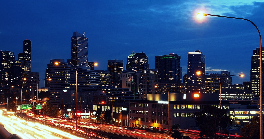 10-27-11 Good Night Seattle, We Love You by shantwin