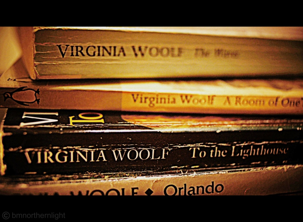 Who's afraid of Virginia Woolf? by bmnorthernlight