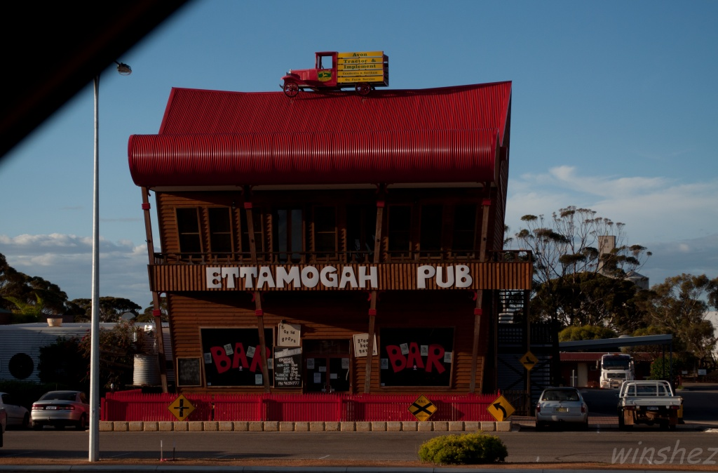 Ettamogah Pub by winshez