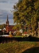 28th Oct 2011 - Weobley church.