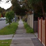 3rd Nov 2011 - A quick dash down the street