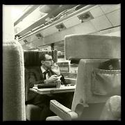 4th Nov 2011 - On The Eurostar Back To Paris...