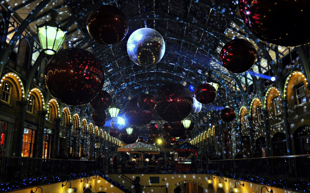 Lights, Camera, Baubles by andycoleborn