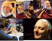 11th Nov 2011 - Local DJ Shaves Off His Beard