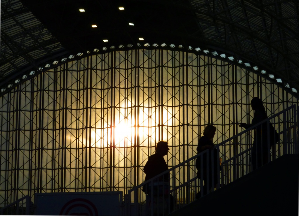 London Olympia Silhouettes by phil_howcroft
