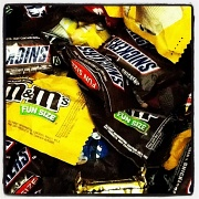 13th Nov 2011 - Would someone please take this candy out of our house?