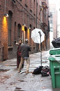 13th Nov 2011 - Rainy Cold Day...Perfect For An Alley Photo Shoot!
