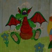 19th Nov 2011 - Dragon art :)