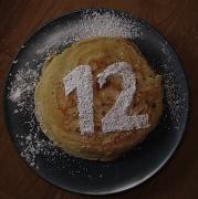 21st Nov 2011 - Pancake pile!