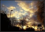 21st Nov 2011 - Evening sky