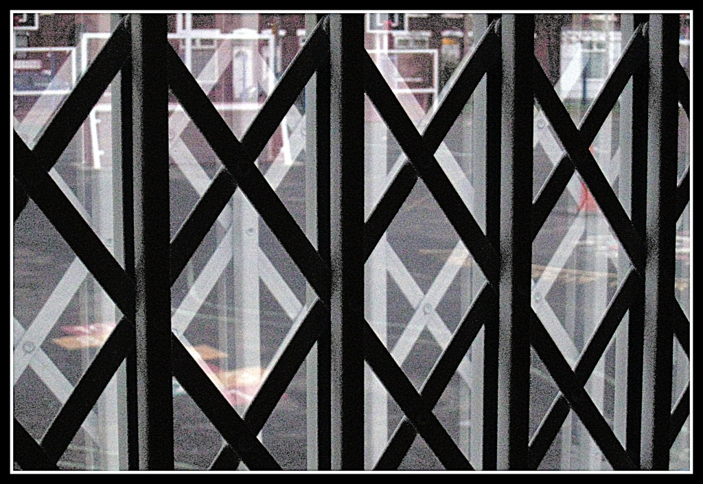 Window grille by sarahhorsfall