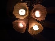 23rd Nov 2011 - Fan Lightbulbs 11.23.11