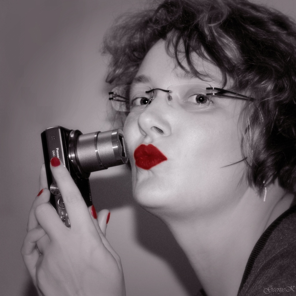 Camera Love by geertje