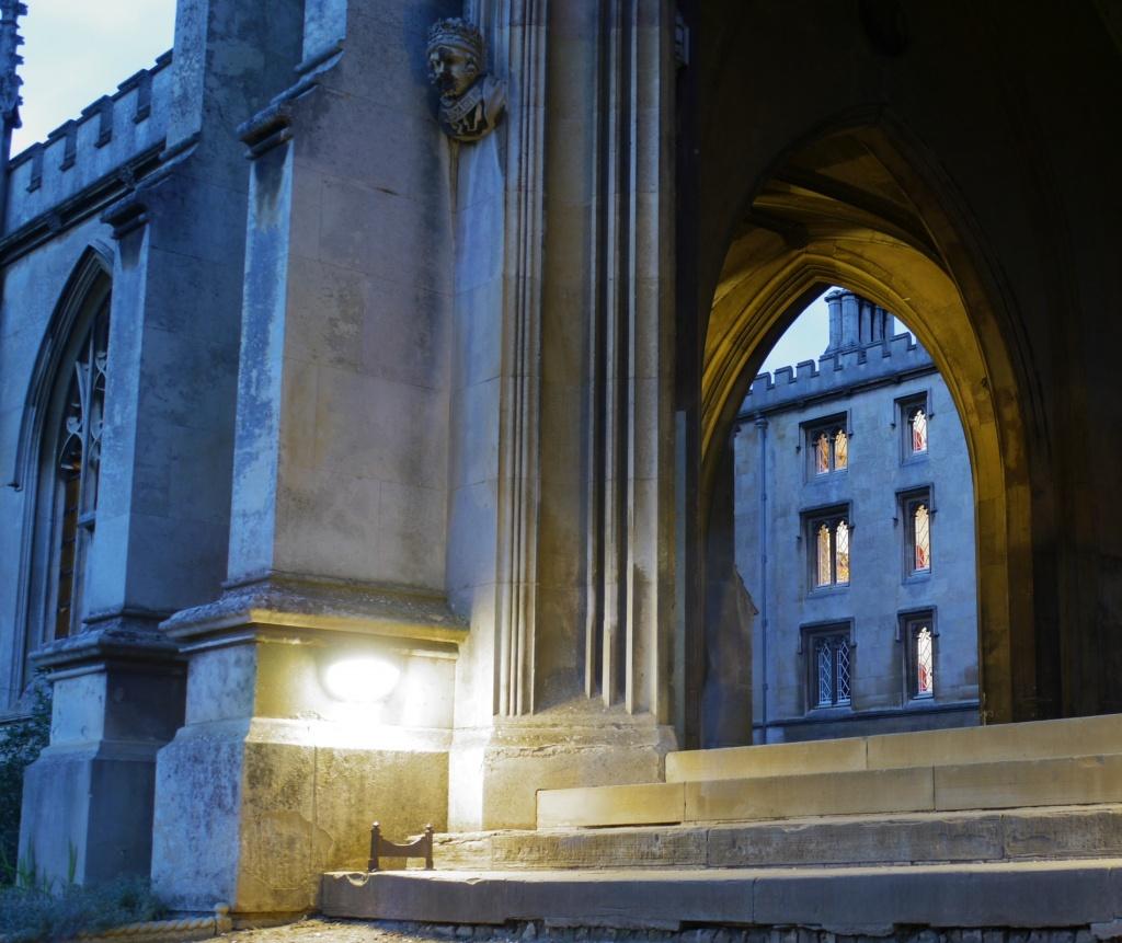 Enlightened at St John's by judithg