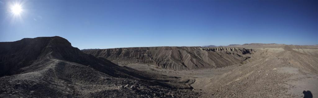 Afton Canyon Panorama by robv