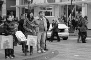 26th Nov 2011 - Black Friday Shoppers