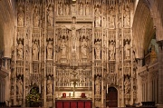 27th Nov 2011 - The Alter At Winchester Cathedral
