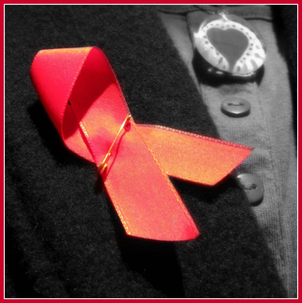 World Aids Day by sarahhorsfall