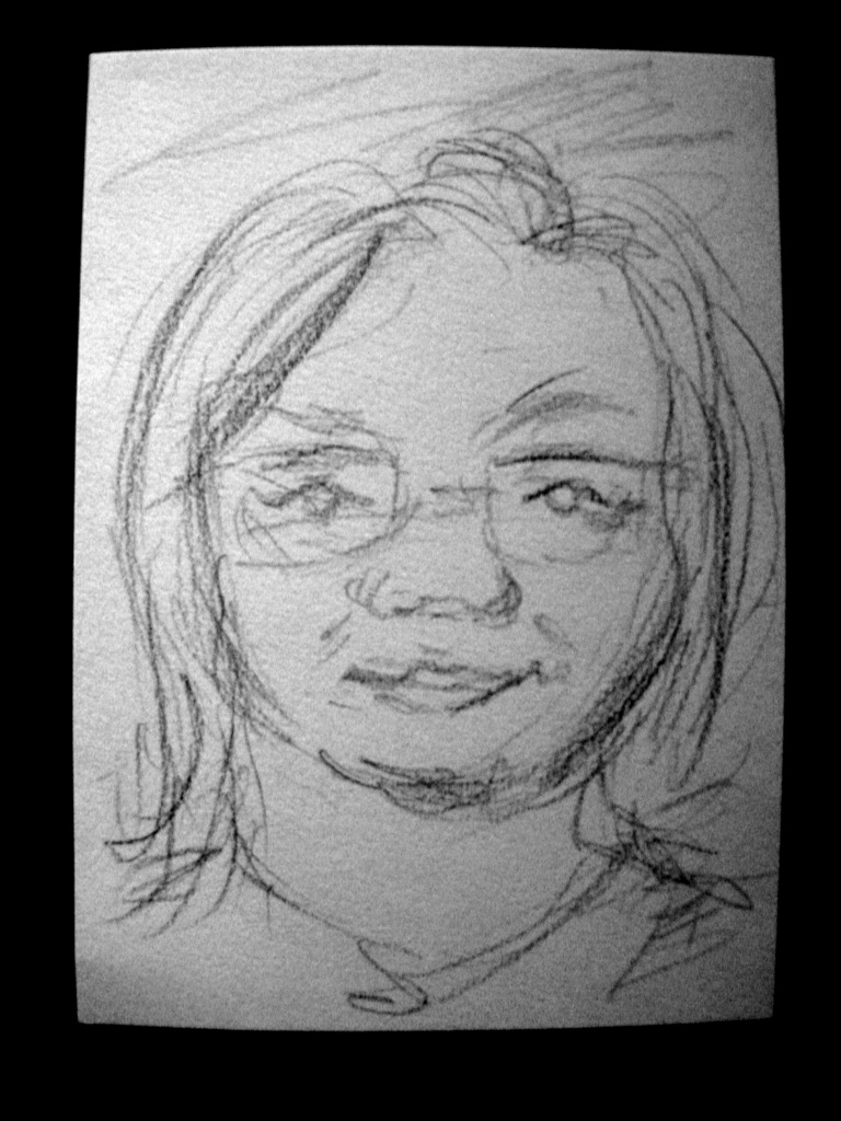 My sketch-o-matic sketch by sarahhorsfall