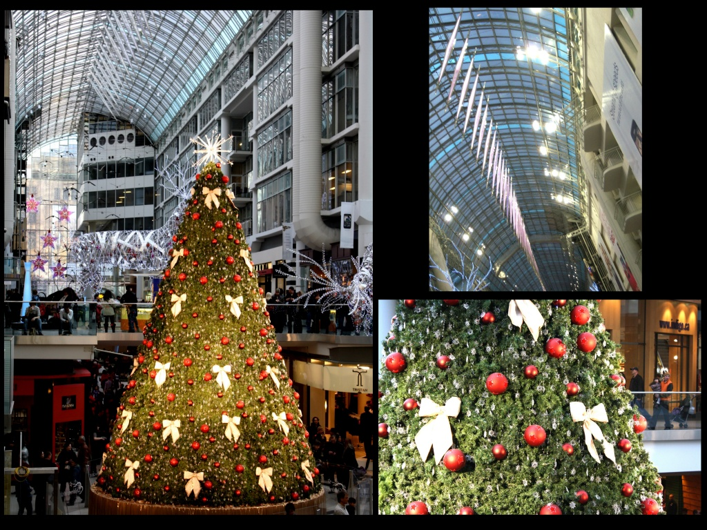 Swarovski Christmas Tree by bruni