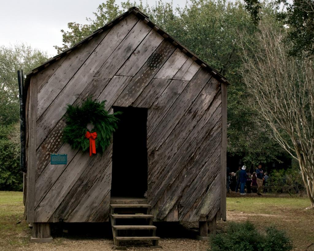 Christmas at the Jail by eudora
