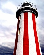 5th Dec 2011 - The lighthouse that wore pyjamas (1/3)
