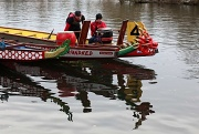 4th Dec 2011 - Getting The Dragon Boats Ready