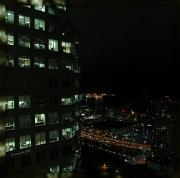 6th Dec 2011 - night falls on downtown toronto