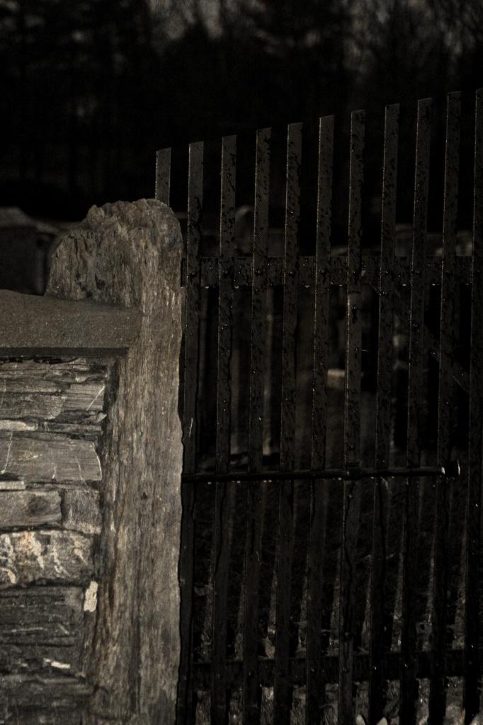 The Gate by digitalrn
