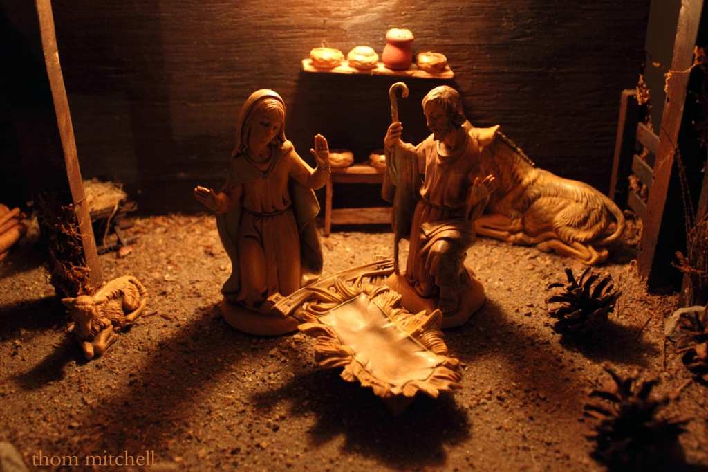 Our family crèche… by rhoing
