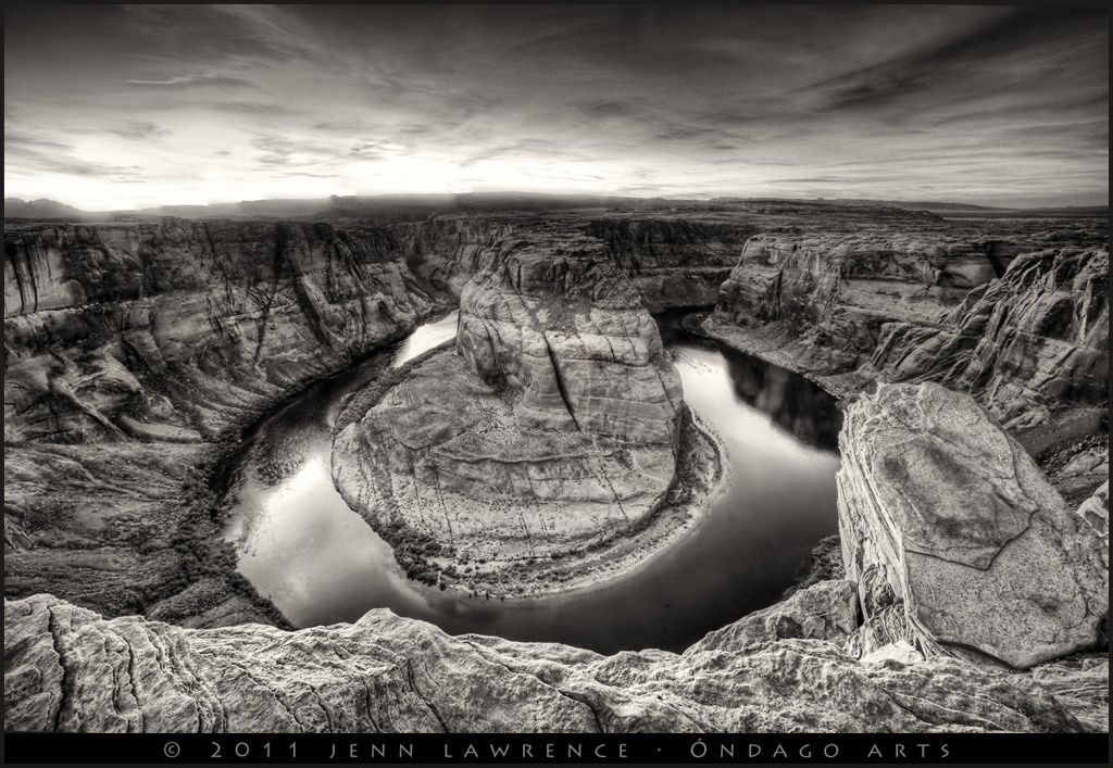 Horseshoe Bend by aikiuser