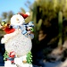 Arizona Snowman by kerristephens