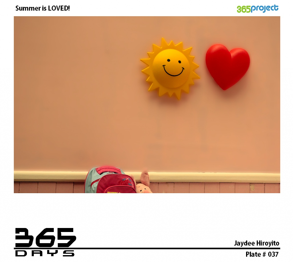 Summer Is Loved! by gavincci