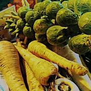 10th Dec 2011 - Christmas Dinner Veg