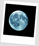 11th Dec 2011 - Once in a blue Moon
