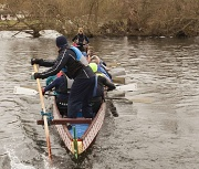 12th Dec 2011 - The Helm grasps the steering oar