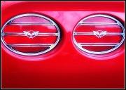 14th Dec 2011 - 'Vette Red