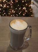 16th Dec 2011 - Dec16 Christmas Tree Latte