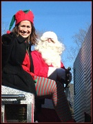 18th Dec 2011 - Santa and Elf