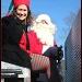 Santa and Elf by olivetreeann