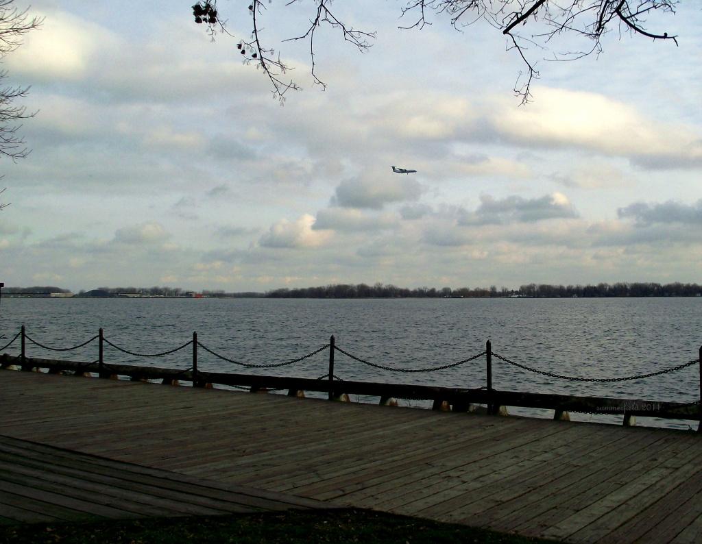 by the lake, final take - sundown by summerfield