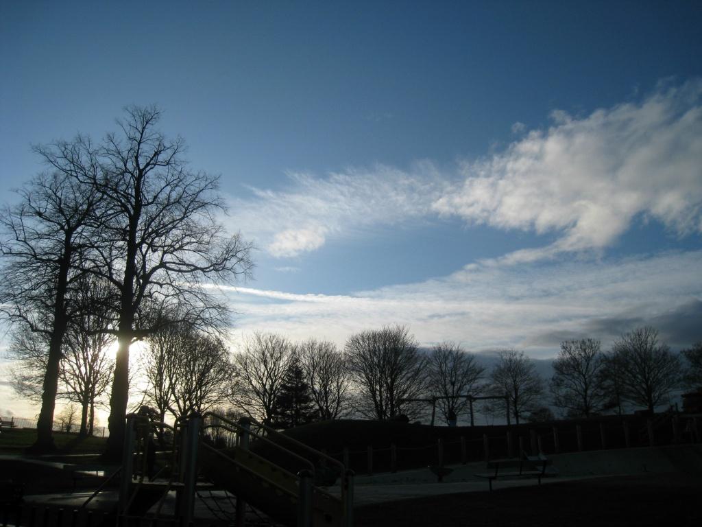 Park sky by sarahhorsfall