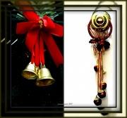 "23rd Dec 2011 - things that say ""merry Christmas"" - bells"
