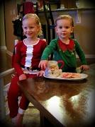 24th Dec 2011 - Milk and Cookies
