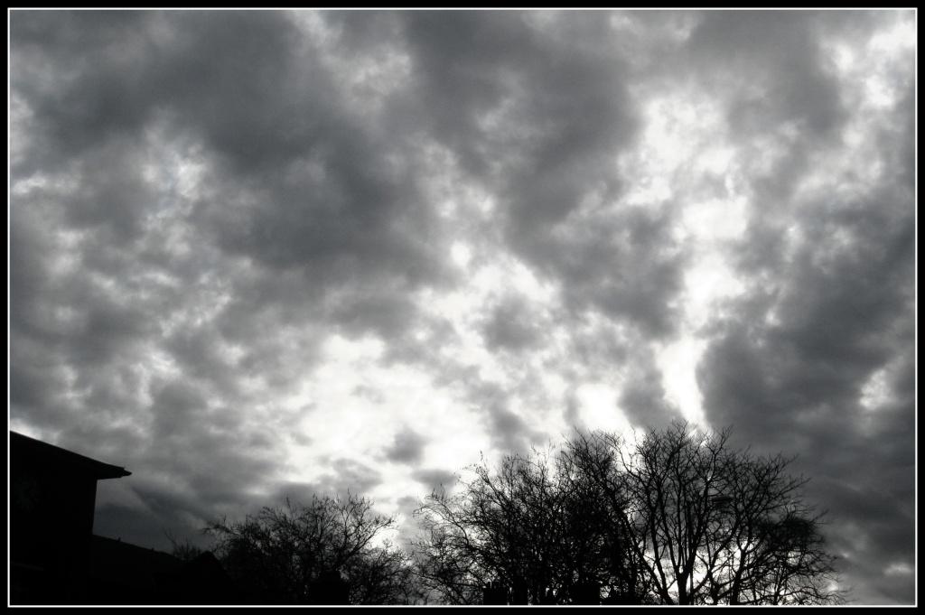 Christmas sky by sarahhorsfall