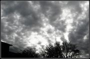 23rd Dec 2011 - Christmas sky
