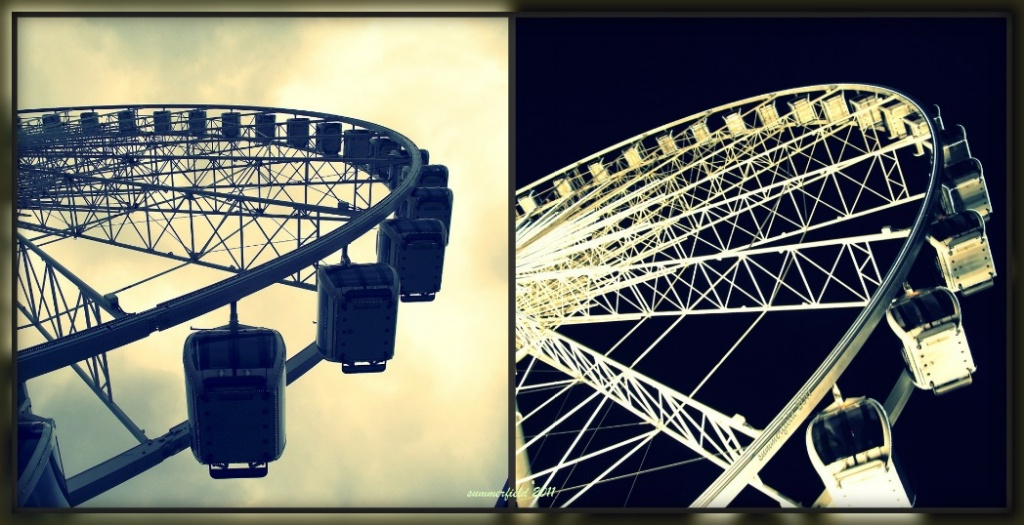 skywheel, niagara falls by summerfield