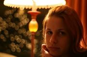 27th Dec 2011 - Melissa, Pensive...