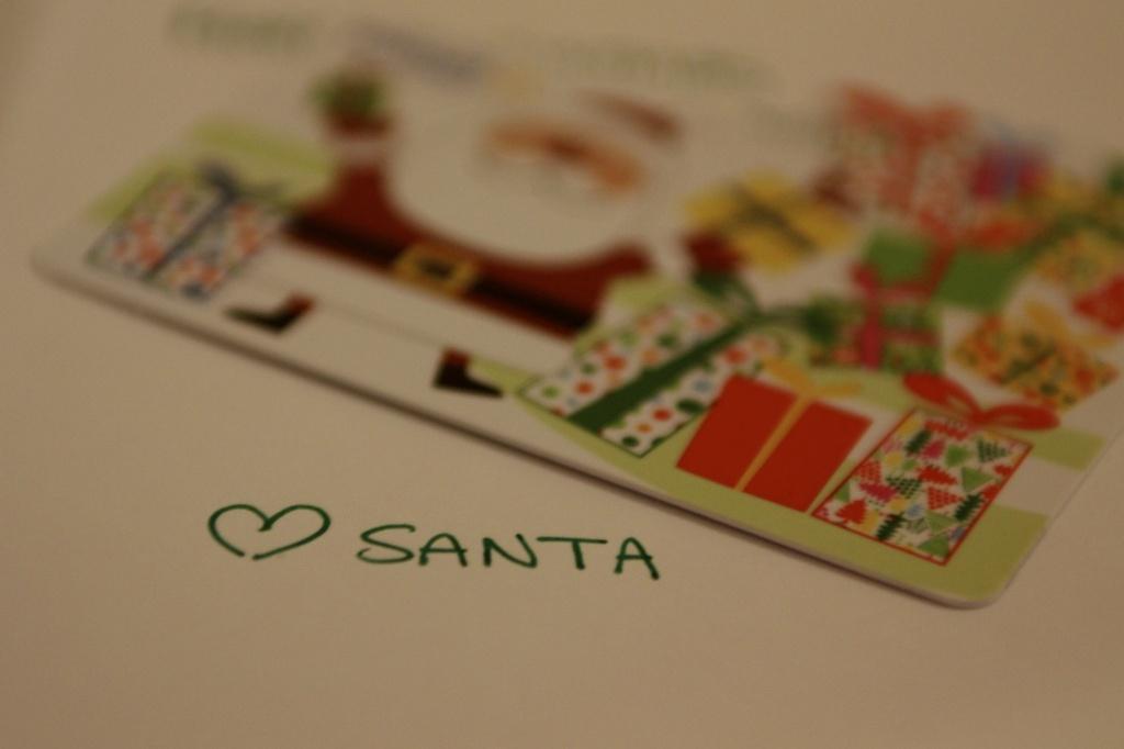 Santa by laurentye